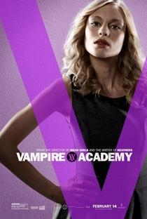 Academia de Vampiros: O Beijo das Sombras - Poster / Capa / Cartaz - Oficial 6