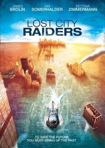 Os Invasores da Cidade Perdida - Poster / Capa / Cartaz - Oficial 3
