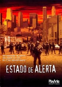 Estado de Alerta - Poster / Capa / Cartaz - Oficial 3