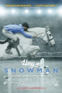 Harry & Snowman - Poster / Capa / Cartaz - Oficial 1