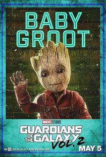 Guardiões da Galáxia Vol. 2 - Poster / Capa / Cartaz - Oficial 10