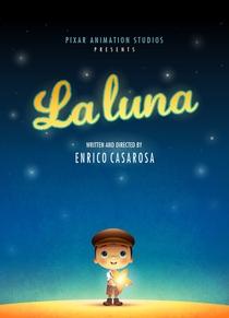 La Luna - Poster / Capa / Cartaz - Oficial 1