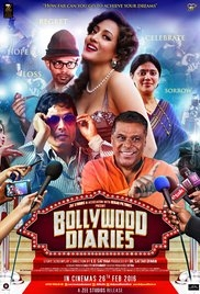 Bollywood Diaries (2016) - Poster / Capa / Cartaz - Oficial 1