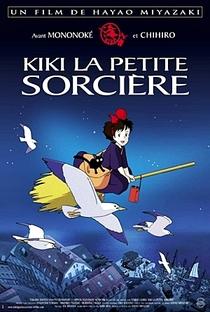 O Serviço de Entregas da Kiki - Poster / Capa / Cartaz - Oficial 11