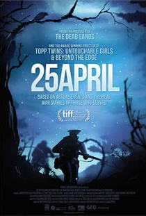 25 April - Poster / Capa / Cartaz - Oficial 2