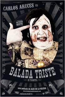 Balada do Amor e do Ódio - Poster / Capa / Cartaz - Oficial 4