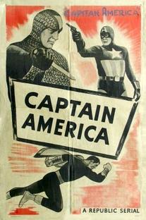 Capitão América - Poster / Capa / Cartaz - Oficial 4
