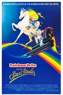 Rainbow Brite e o Roubo das Estrelas - Poster / Capa / Cartaz - Oficial 1