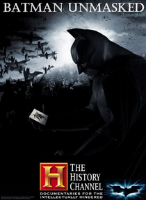Batman Desmascarado: A Psicologia do Cavaleiro das Trevas - Poster / Capa / Cartaz - Oficial 1