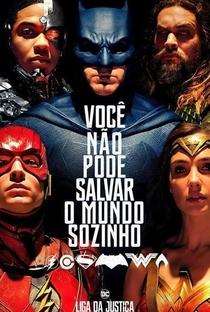 Liga da Justiça - Poster / Capa / Cartaz - Oficial 5