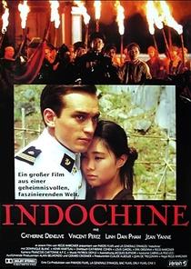 Indochina - Poster / Capa / Cartaz - Oficial 7