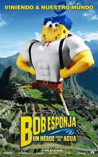 Bob Esponja: Um Herói Fora D'Água - Poster / Capa / Cartaz - Oficial 31