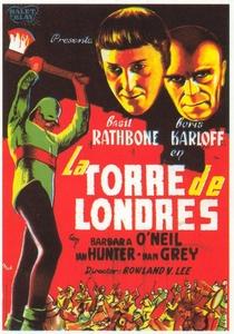A Torre de Londres - Poster / Capa / Cartaz - Oficial 6