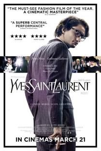 Yves Saint Laurent - Poster / Capa / Cartaz - Oficial 2