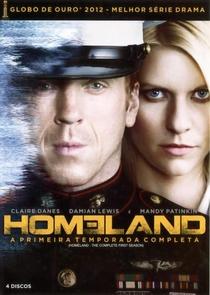 Homeland (1ª Temporada) - Poster / Capa / Cartaz - Oficial 2