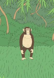 Teoria do Macaco Louco - Poster / Capa / Cartaz - Oficial 1