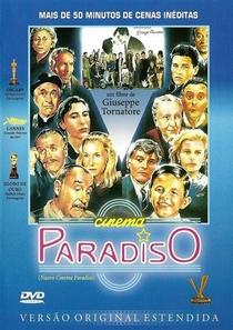Cinema Paradiso - Poster / Capa / Cartaz - Oficial 12