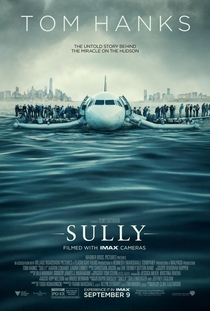 Sully: O Herói do Rio Hudson - Poster / Capa / Cartaz - Oficial 4