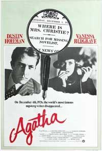 O Mistério de Agatha - Poster / Capa / Cartaz - Oficial 3