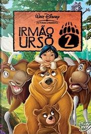 Irmão Urso 2 - Poster / Capa / Cartaz - Oficial 2