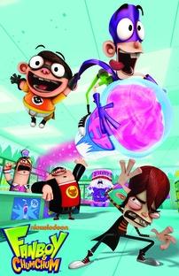 Fanboy e Chum Chum (1ª Temporada) - Poster / Capa / Cartaz - Oficial 1