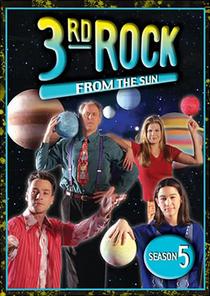 3rd Rock From the Sun (5°Temporada) - Poster / Capa / Cartaz - Oficial 1