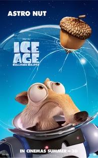 A Era do Gelo: O Big Bang - Poster / Capa / Cartaz - Oficial 5