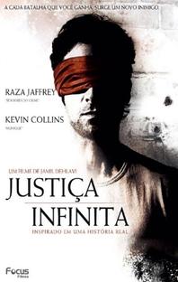 Justiça Infinita - Poster / Capa / Cartaz - Oficial 1