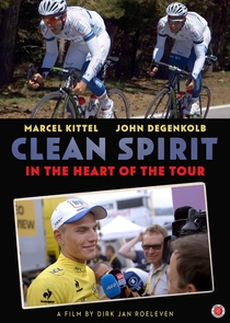 Espirito Limpo - No coração do Tour de France - Poster / Capa / Cartaz - Oficial 1