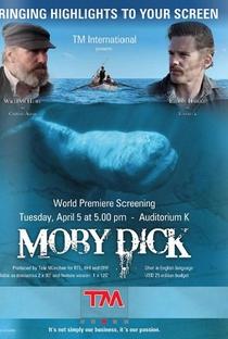 Moby Dick - Poster / Capa / Cartaz - Oficial 2