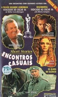 Encontros Casuais - Poster / Capa / Cartaz - Oficial 3