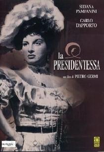 A Presidenta - Poster / Capa / Cartaz - Oficial 1