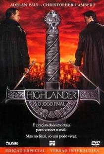 Highlander: A Batalha Final - Poster / Capa / Cartaz - Oficial 5