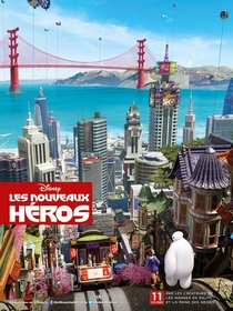 Operação Big Hero - Poster / Capa / Cartaz - Oficial 13