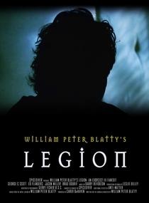 William Peter Blatty's Legion - Poster / Capa / Cartaz - Oficial 1