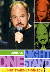 One Night Stand: Louis CK - Poster / Capa / Cartaz - Oficial 1