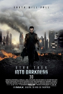 Além da Escuridão - Star Trek - Poster / Capa / Cartaz - Oficial 2