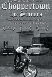 Choppertown: The Sinners - Poster / Capa / Cartaz - Oficial 1