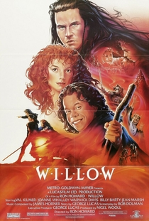Willow - Na Terra da Magia - Poster / Capa / Cartaz - Oficial 1