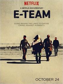 E-Team - Poster / Capa / Cartaz - Oficial 2