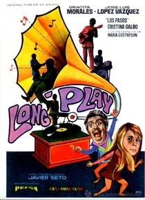 Long-Play - Poster / Capa / Cartaz - Oficial 1