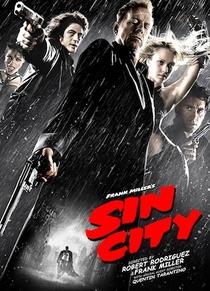 Sin City - A Cidade do Pecado - Poster / Capa / Cartaz - Oficial 1