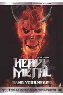 Monsters of Heavy Metal: Bang Your Head!!! Vol. 1 - Poster / Capa / Cartaz - Oficial 1