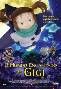 O Mundo Encantado de Gigi - Poster / Capa / Cartaz - Oficial 1