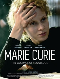 Marie Curie - Poster / Capa / Cartaz - Oficial 2