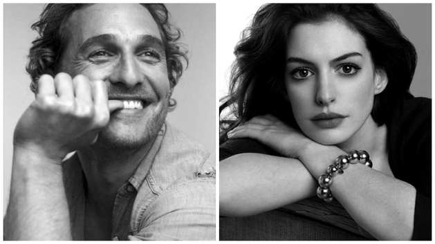 Serenity | Matthew McConaughey e Anne Hathaway podem estrelar próximo filme de Steven Knight