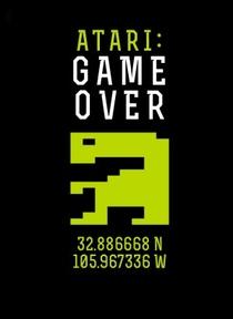 Atari: Game Over - Poster / Capa / Cartaz - Oficial 1