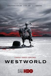 Westworld (2ª Temporada) - Poster / Capa / Cartaz - Oficial 3