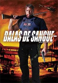Balas de Sangue - Poster / Capa / Cartaz - Oficial 2