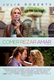 Comer Rezar Amar - Poster / Capa / Cartaz - Oficial 2